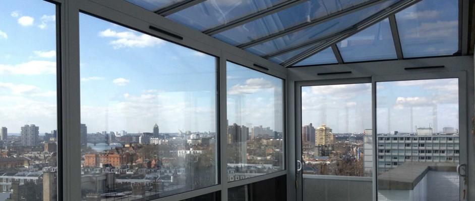 Commercial Glazing, Chelsea, London